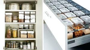 boite de cuisine boite plastique cuisine des placards de cuisine bien rangacs en