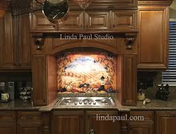buy kitchen backsplash italian tile murals tuscany backsplash tiles