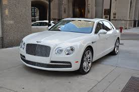 bugatti gold and white 2016 bentley flying spur w12 stock b752 for sale near chicago