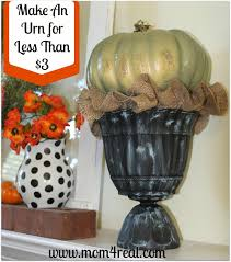 make your own urn for less than 3 mom 4 real