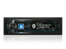 cd receiver with bluetooth alpine cde 178bt