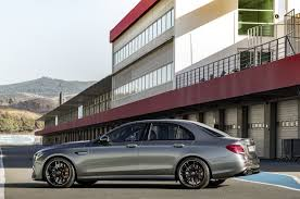 2018 mercedes amg e63 u0026 e63 s get up to 603hp hit 62mph u2013 100km h