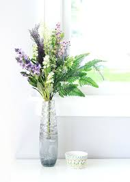 silk flower shops near me lavender forget me not silk flower bundle