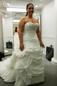 wedding dress for big arms say yes to the dress big bliss dearest garnerstyle