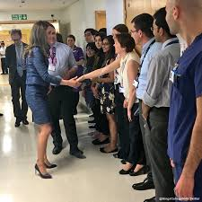 borough market attack kate visits london bridge attack survivors at king u0027s college
