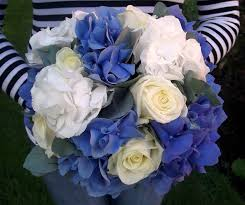 wedding flowers in october blue and white wedding flowers a taunton wedding the shed