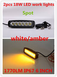 Led Flood Light Bars by Compare Prices On Light Bar Amber Online Shopping Buy Low Price