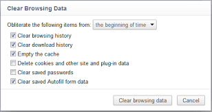where is the history page on a chromebook a guide to clearing your browser history in windows operating