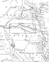 Map Of Arizona And California by Saguaro Nm Historic Resource Study Table Of Contents