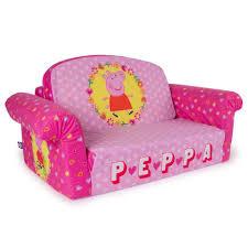 flip open sofa peppa pig flip open sofa samko miko toy warehouse