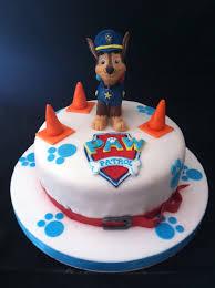 paw patrol cake chase torte paw patrol cake