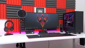 bureau gaming 8 bureaux de gamer qui donne envie le clan lda