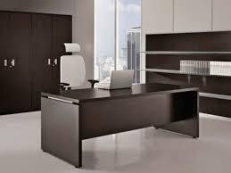 Office Desk Contemporary Modern Contemporary Office Furniture Los - Contemporary office furniture