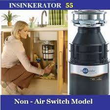 Kitchen Sink Waste Disposal Units InSinkErator Insinkerator - Kitchen sink waste disposal units