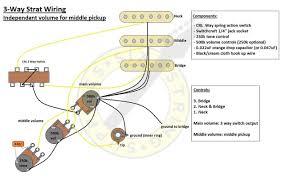 wiring a strat with van zandt pickups no wiring diagram best of