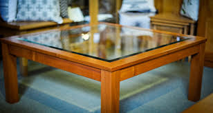 custom glass top for coffee table solid timber glass top coffee table berry country collections