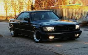 mercedes 560 sec amg for sale 1986 mercedes 560sec amg 6 0 widebody german cars for sale