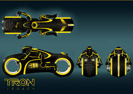 Tron Legacy Light Cycle Tron Clu U0027s Light Cycle By Paul Muad Dib On Deviantart