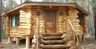 octagon cabin check out this cute octagon log cabin on a budget unbelievable