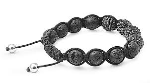 shamballa bracelet price images 10mm black rhinestone lava rock bead shamballa bracelet gif