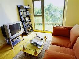 image of arrange furniture small living room decoration arranging