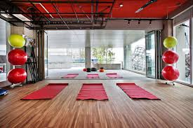 commercial fitness design group