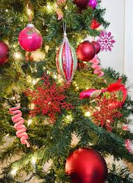 decorating idea an ombre gradient tree
