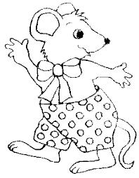 imagenes de ratones faciles para dibujar dibujos de ratones para colorear az dibujos para colorear