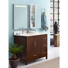 Bathroom Vanity Ronbow Ronbow Bathroom Contemporary The Somerville Bath U0026 Kitchen Store