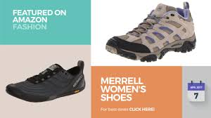 merrell moab ventilator womens merrell women u0027s shoes featured on amazon fashion youtube