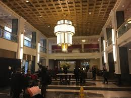 art deco style hotel lobby in 1930s art deco style picture of the new yorker a