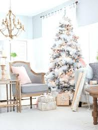 beautiful white tree best decorated trees most beautiful