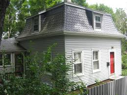 architecture exciting exterior home design with mansard roof and