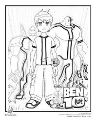 100 ideas ben 10 coloring pages color emergingartspdx