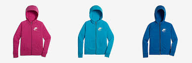 girls u0027 hoodies nike com