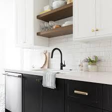 kitchen cabinets above sink 10 beautiful open kitchen shelving ideas