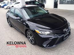 lexus service kelowna new 2018 toyota camry se 4 door car in kelowna 8ca2172 kelowna
