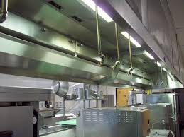 kitchen modern restaurant kitchen design with kitchen vent hoods