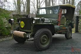 old military jeep willys mb wwii military jeep army antique classic fully