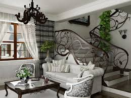 beautiful homes interior escalera en forja decoracion casa interiors house