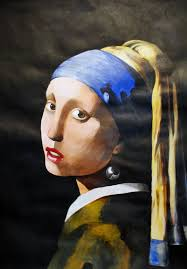 pearl earring painting girl with a pearl earring amazing kids magazine