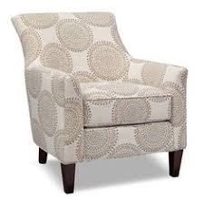 milari linen chair furniture milari accent chair linen striped 329 99 at