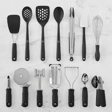 oxo black friday oxo 15 piece kitchen tool set williams sonoma