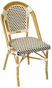 Bamboo Patio Set by Aluminum Bamboo Patio Chair Restaurant Furniture Canada