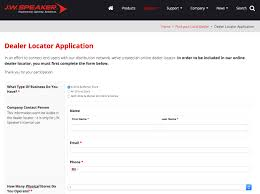 toyota showroom locator jw speaker dealer locator u2013 taw all access