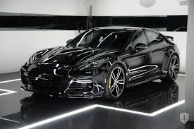 porsche panamera turbo black 2017 porsche panamera turbo in effretikon switzerland for sale on