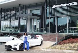 african sports cars photos zari lands major deal with south african mercedes benz