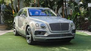 custom bentley bentayga 2016 bentley bentayga first edition review top speed