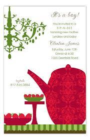 christmas tea party christmas tea invitation polka dot invitations