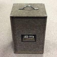 used cerwin vega v 12b pair pa speaker cabinets speaker